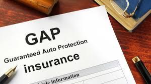 gap insurance form