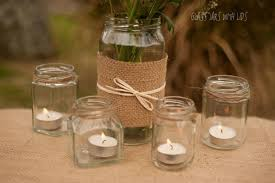 Glass Jar Table Decorations GlassJarsWithLidsBrisbane100mlProduct Code CL100MLNOLID 15