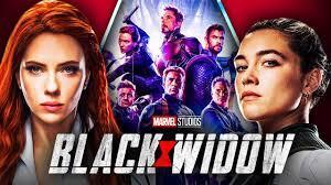 Black Widow Post-Credits Scene ...