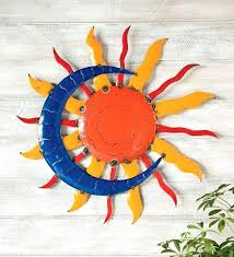 large outdoor sun wall art large outdoor sun wall art inspirational handcrafted sun and moon metal on sun and moon outdoor wall art with large outdoor sun wall art large outdoor sun wall art inspirational