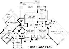 Italian Tuscan Floor Plan From ABG  Alpha Builders GroupLuxury Custom Home Floor Plans