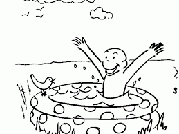 curious george coloring page printable for 851065 book pages