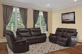 dylan creme dual power reclining sofa by parker house mdyl 832p cre