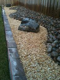 front yard landscaping with rocks diy landscaping project part 4 5 back river rock
