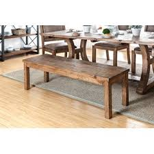 rustic wood bench. Exellent Bench Cian Rustic Wood Bench In
