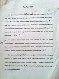 essays about the new deal new deal persuasive essay the great depression was a severe worldwide economic downturn in the decade preceding world war ii