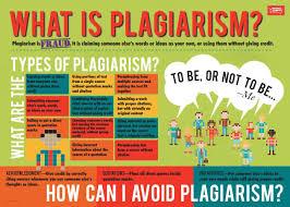Plagiarism And Cite Sources Info Poster Set Using Translators