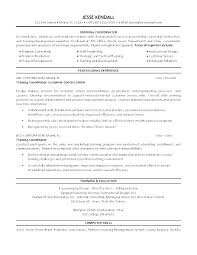 Training Coordinator Resume Resume Template For High School Student New Template Resume