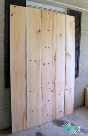 Dutch Barn Door Plans Diy Exterior Door Build Diy Diy Exterior Door Build Diy Wood Door