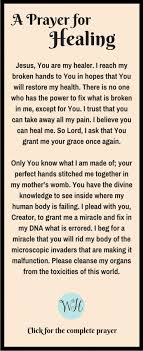 Best 25 Prayer For Health Ideas Catholic Healing Prayer Prayers