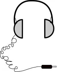 headphones simple clip art_f headphone clip art download 63 clip arts (page 1) clipartlogo com on headphones templates for blogger