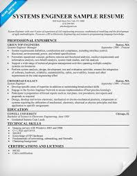 systems engineer sample resumes essay writing nsw department of education and communities sample