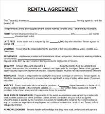 notice to tenant to make repairs templates lease template