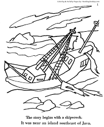 Swiss Family Robinson Adventure Story P1 Honkingdonkey