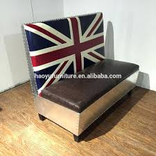 union jack chair furniture vintage covers