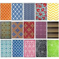 recycled plastic rug outdoor mats rugs made from uk reversible area