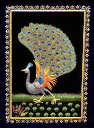 peacock wall art jeweled tapestry decorative wall panels  on wall art tapestry hangings with peacock wall art decorative panel jewel art tapestrykashmir fine
