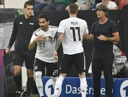 Darunter ist auch katar, das ebenfalls rüstungsgüter aus deutschland erhält. Deutschland Siegt Gegen Saudi Arabien Aber Nicht Im Stile Eines Weltmeisters Nzz