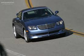 2006 chrysler crossfire srt6. chrysler crossfire srt6 2004 2006 chrysler srt6