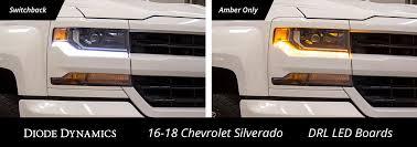Silverado Daytime Running Light Bulb Now Available 2016 2018 Chevrolet Silverado Drl Led Boards