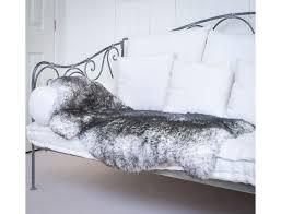new zealand genuine xl sheepskin rug sliver tip