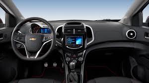 The 2016 Chevrolet Sonic vs. the 2016 Chevrolet Spark