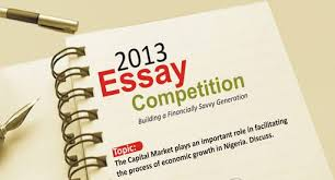 ian stock exchange essay competition