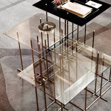 tetris furniture. Tetris Glass And Metal Coffee Table By Gallotti \u0026 Radice Furniture