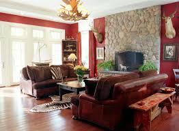 Romantic Living Room Decorating Striped Color Sofa Paint Color Bay Windows Curtains Idea Romantic