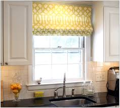 Kitchen Window Covering Kitchen Kitchen Window Treatment Ideas Throughout Imposing Fresh
