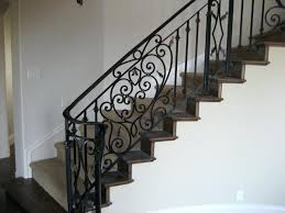 Metal railing stairs Welded Interior Eb3cblocksinfo Interior Iron Railings Stair Iron Railing Custom Interior Metal