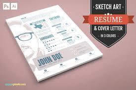 Graphic Designer Resume Cv Template Resume Templates Creative Market