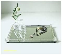two tier vanity tray mirror perfume trays dresser perfumes awesome and cut glass jewelry 2 mirrored