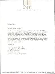 Sample Recommendation Letter for Master Scholarship