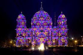 Lights On Festival 2019 Berlin Festival Of Lights 2019 Dates Map