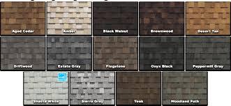 owens corning architectural shingles colors.  Colors Inside Owens Corning Architectural Shingles Colors U