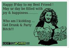 Bff birthday ecards ~ Bff birthday ecards ~ Image result for friend birthday images birthday of my best
