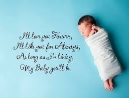 Love Quotes Baby Pic Hover Me Custom My Baby Quotes