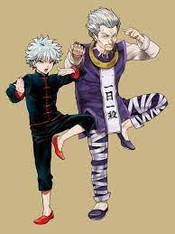 He is however one of the most. Killua Zoldyck And Zeno Zoldyck Hunter X Hunter Hunter X Hunter Hunter Anime Hunter