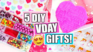 5 diy valentine s day gift ideas you ll actually want 2017