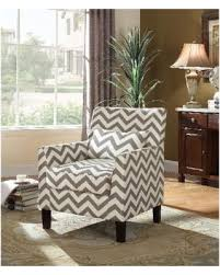 gray and white accent chair. Unique Chair Best Master Furniture Grey And White Fabric Accent Chair In Gray And O