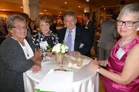 KSue Anderson, left, Katherin Howell, Duane Howell and Vicki Adler Gray