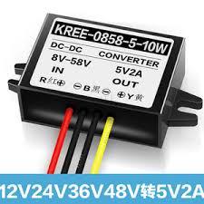 <b>10w</b> Dc Dc Converter 12v 24v 48v 5v