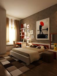 Brown And White Bedroom Ideas Red Brown White Bedroom Layout ...