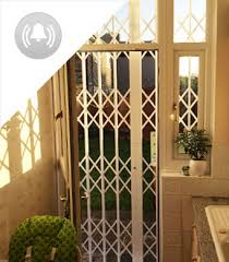 why security grills sauard security