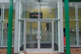 high performance commercial doors