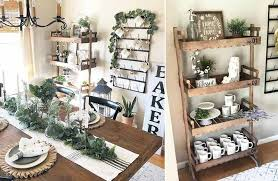 wood bookcase wooden book shelf box shelf four tier 4 tier rustic distressed antique vintage