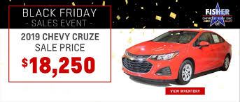black friday s event at fisher chevrolet buick gmc in yuma az