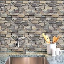l and stick stone veneer couture removable self adhesive fabric wallpaper vinyl always fabulous wall rock tiles