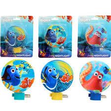 Finding Nemo Night Light Disney Finding Dory Nemo Octopus Kids Adjustable Night Light Lamp W Bulb New